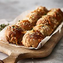 Gluten-Free Cheese & Garlic Tear & Share Bread