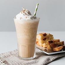 Coffee & Cream Milkshake