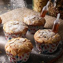 Stollen Cupcakes
