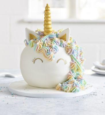 Unicorn Cake in Hemisphere cake recipes at Lakeland