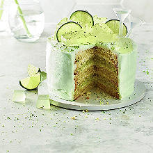 Gin & Tonic Layer Cake - Quick Fix