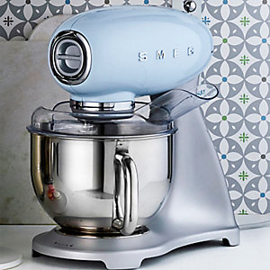 Smeg classic stand mixer blue