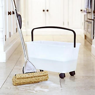 Squizzo Floor Mop  with Cleaning Bucket and Zoflora Bundle alt image 2