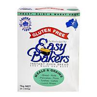 Laucke Multigrain Gluten and Dairy Free Bread Mix 2 x 500g