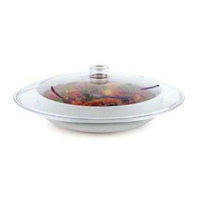 Microwave Food Cover Splatter Guard 28cm Lakeland