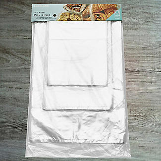 125 Pick A Bag Flat Freezer Bags - Assorted Sizes alt image 2