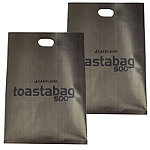 2 Lakeland Toastabags - Einfach getoastete Sandwiches zubereiten