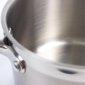 My Kitchen Edelstahl-Stieltopf mit Deckel, 16cm alt image 5