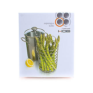 Stainless Steel Upright Asparagus Steamer Kettle 2.8L alt image 5