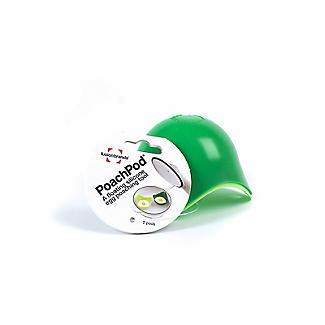 2 Poachpod® Eierpochierschale aus Silikon, grün alt image 6