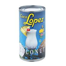 Coco Lopez Tinned Cream of Coconut 425g