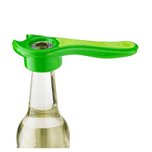 Zyliss 5 Way Bottle Opener - Green