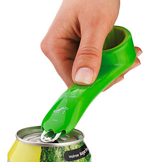 Zyliss 5 Way Bottle Opener - Green alt image 3