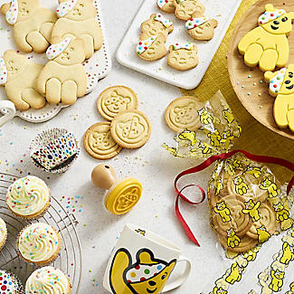 Children In Need Pudsey Gift Bags X50 Lakeland