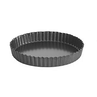 25cm Loose-Based Round Flan Tin