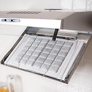 Fett-/Aktivkohlefilter-Set für Dunstabzugshauben, groß alt image 2