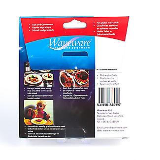 ... Microwave Plate Warmers alt image 4  sc 1 st  Lakeland & Microwave Plate Warmers X3 | Lakeland