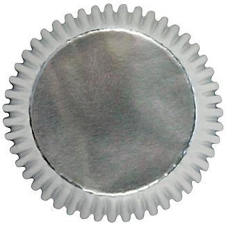 30 PME Fettdichte Papierbackförmchen Silber, 5 cm alt image 3