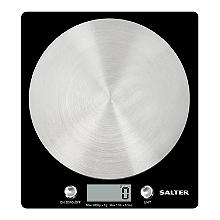 Salter Aquatronic Flat Digital Kitchen Weighing Scales
