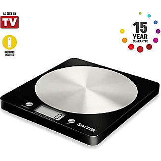 Salter Aquatronic Flat Digital Kitchen Weighing Scales alt image 5