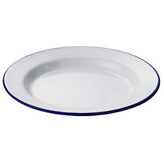 Traditional Enamel 24cm Pie Plate