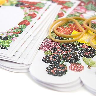 12 hübsche Marmeladendeckel und -etiketten alt image 3