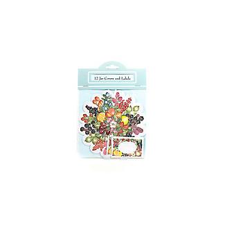 12 hübsche Marmeladendeckel und -etiketten alt image 4