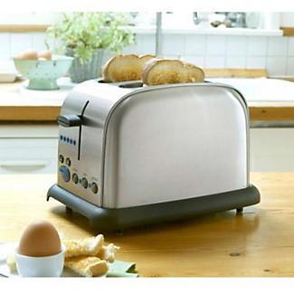 Lakeland 2 Slice Digital Toaster