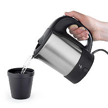 Lakeland 0.5L Travel Kettle and Accessories Set