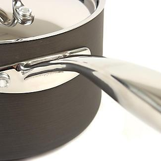 Lakeland Hard Anodised 16cm Lidded Saucepan alt image 4