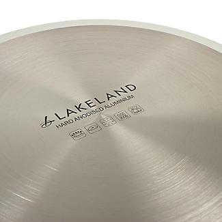 Lakeland Hard Anodised 24cm Lidded Casserole Pan  alt image 7