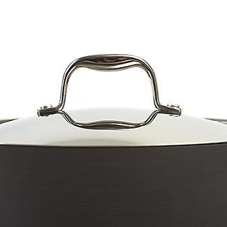 Lakeland Hard Anodised 26cm Lidded Saute Pan alt image 4