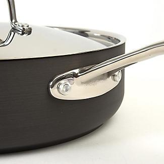 Lakeland Hard Anodised 26cm Lidded Saute Pan alt image 6