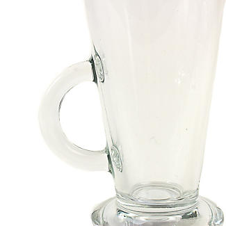 Coffee Shop Style Latte Glass 250ml alt image 2
