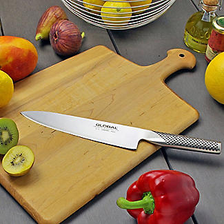 Global G-3 Stainless Steel Carving Knife 21cm Blade alt image 2