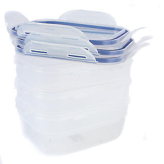 Lock & Lock Nestable Food Storage Container 550ml alt image 3