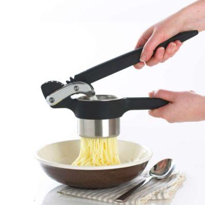 Chef N Potato Ricer Easy Squeeze Black Lakeland