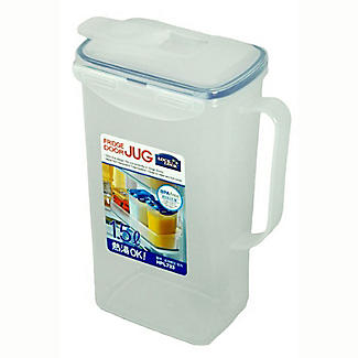 Lock & Lock 1.5L Fridge Door Water Jug alt image 2