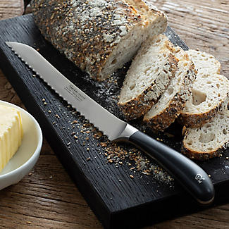 Robert Welch Signature Stainless Steel Bread Knife 22cm Blade alt image 2