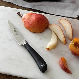 Robert Welch Signature Stainless Steel Vegetable Knife 10cm Blade alt image 2