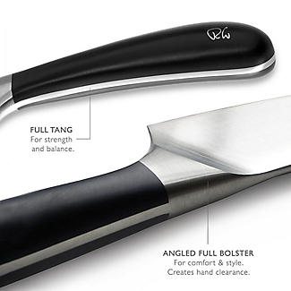 Robert Welch Signature Stainless Steel Vegetable Knife 10cm Blade alt image 6