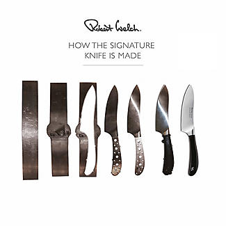 Robert Welch Signature Stainless Steel Cook's Knife 16cm Blade alt image 5