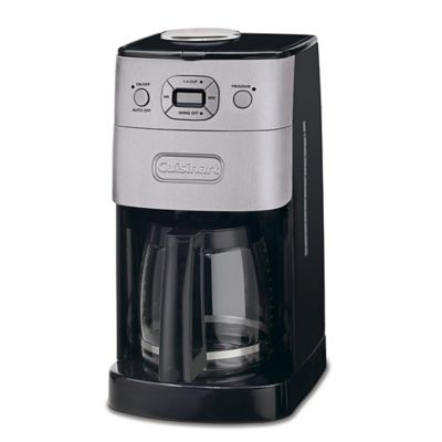 Cuisinart Grind Brew Automatic Coffee Machine Dgb625bcu Lakeland