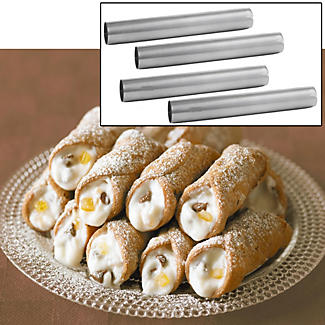 Cannoli Moulds
