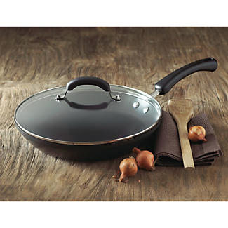 Lakeland Non-Stick 28cm Lidded Frying Pan alt image 2