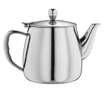 Stainless Steel Teapot With Cool Touch Handle 1l Lakeland