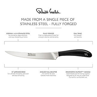 Robert Welch Signature Stainless Steel Carving Knife 20cm Blade alt image 4