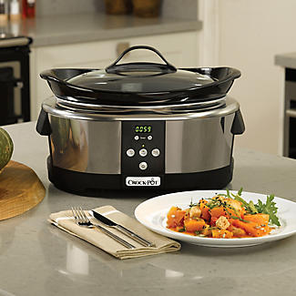 Crock-Pot®  5.7L Family Slow Cooker SCCPBPP605-060 alt image 2