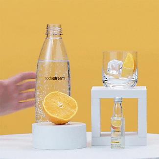2 x 1 Litre plastic Carbonation Bottles alt image 2