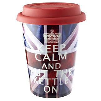 Keep Calm Coffee Cup